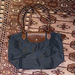 Longchamp le Pliage medium tote
